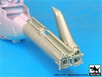 Black Dog A48020 - Westland Lynx HMA 8 Accessories Set No. 2