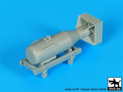 Black Dog A48023 - Atom Bomb Little Boy