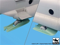 Black Dog A48049 - CH-47 Chinook Ski Accessories Set