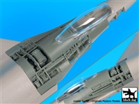 Black Dog A48078 - F-16C Electronics 2 + Cannon