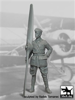 Black Dog F32013 - RFC Fighter Pilot No. 1, 1914-1918