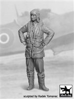 Black Dog F32029 - RAF Fighter Pilot No. 2, 1940-1945