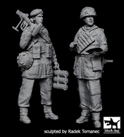 Black Dog F35122 - British Paratrooper Set