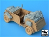 Black Dog T35002 - Kubelwagen Type 82