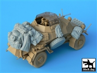 Black Dog T35003 - Sd.Kfz. 222 & 223 Accessories Set