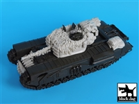 Black Dog T35020 - Churchill MK VII Accessories Set