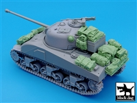 Black Dog T35029 - British Sherman Firefly Accessories Set