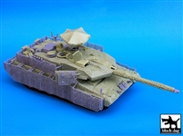 Black Dog T35039 - Leopard 2A6M CAN Barracuda