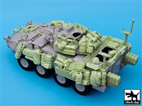 Black Dog T35053 - Canadian LAV III Lorit Accessories Set