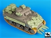 Black Dog T35081 - Sherman 75 mm Normandy Accessories Set