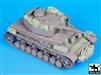 Black Dog T35087 - Pz.Kpfw. IV Ausf J Accessories Set