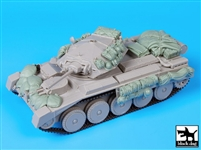 Black Dog T35090 - Crusader Mk I Accessories Set