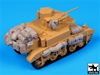 Black Dog T35095 - M3 Stuart Honey Accessories Set
