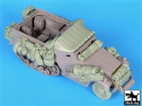 Black Dog T35123 - M 4 Mortar Carrier Big Accessories Set