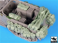 Black Dog T35125 - M 4 Mortar Carrier Accessories Set 2