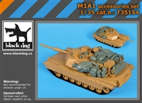 Black Dog T35154 - M1A1 Accessories Set