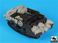 Black Dog T35217 - Bren Carrier Accessories Set No. 2