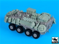 Black Dog T35218 - LAV C2 Accessories Set