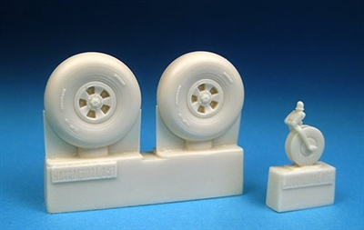 Barracuda BR48138 - Typhoon and Tempest Series I Wheel Set