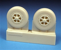 Barracuda BR48261 - Grumman Guardian Mainwheels