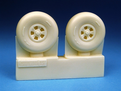 Barracuda BR48402 - Hawker Tempest Series I Mainwheels