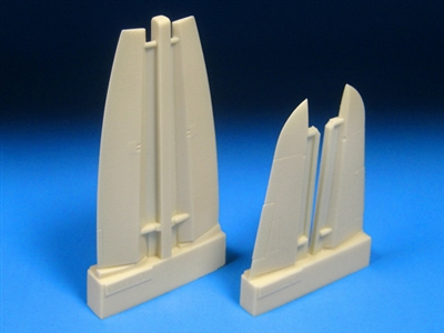 Barracuda BR48424 - Hawker Tempest Ailerons and Elevators