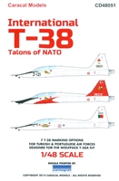 Caracal CD48051 - International T-38 Talons of NATO