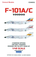 Caracal CD48052 - F-101A/C Voodoo, Part 1
