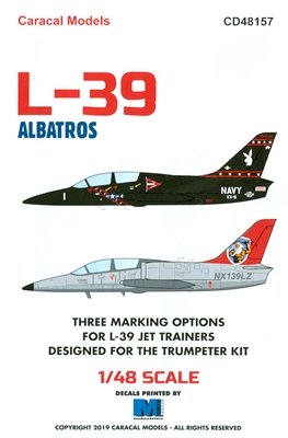 Caracal CD48157 - L-39 Albatros