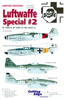 Cutting Edge CED48087 - Luftwaffe Special #2
