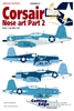 Cutting Edge CED48121 - Corsair Nose Art, Part 2