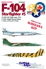 Cutting Edge CED48141 - F-104 Starfighter #5