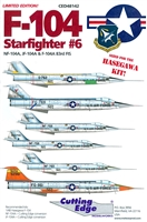 Cutting Edge CED48142 - F-104 Starfighter #6
