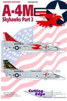 Cutting Edge CED48195 - A-4M Skyhawks, Part 3