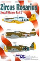 Cutting Edge CED48257 - Zircus Rosarius, Special Missions Part 2