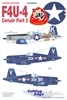 Cutting Edge CED48269 - F4U-4 Corsair, Part 3