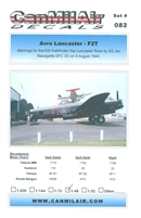CanMilAir 082 - Avro Lancaster - F2T