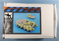 Black Dog T35053 - Canadian LAV III Lorit Accessories Set (Damaged Box & Contents)