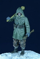 D-Day 35005 - SS Grenadier in Anorak, Eastern Front, Winter 1943-45