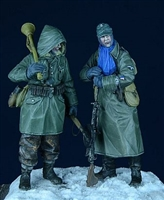 D-Day 35006 - SS Grenadiers Set 1