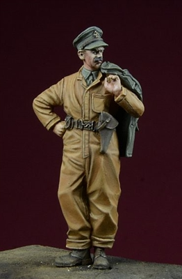 D-Day 35022 - WWI British Tank Corps Sergeant