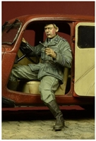 D-Day 35053 - German SD Driver for Citroen 11CV