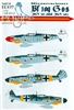 EagleCals EC#32-037 - Messerschmitt Bf 109 G-6s (JG 50 and JG 302)
