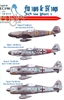 EagleCals EC#32-090 - Fw 190s and Bf 109s, JG 300, Part 3