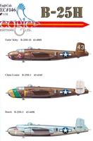 EagleCals EC#32-146 - B-25H (Eatin' Kitty...)