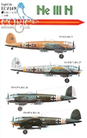 EagleCals EC#32-149 - He 111 H