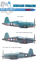 EagleCals EC#32-151 - Birdcage Corsairs, Part 2