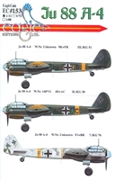 EagleCals EC#32-153 - Ju 88 A-4