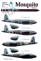 EagleCals EC#32-168 - Mosquito FB.Mk.VI