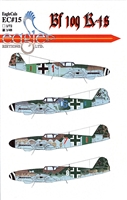 EagleCals EC#48-015 - Bf 109 K-4s